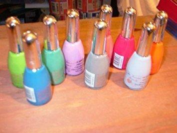 La Femme - Vernis à ongles Set Of Colours Crèmes 9