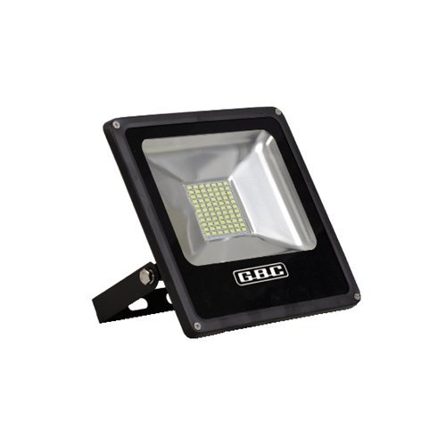 GBC, Faro Led Da Parete Dimmerabile - 30W - Ip65 - Luce Fredda 6.000°K