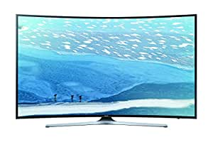 samsung ku6179 138 cm 55 zoll curved fernseher ultra hd. Black Bedroom Furniture Sets. Home Design Ideas