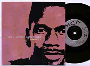 On A Corner Called Jazz - Wax 1