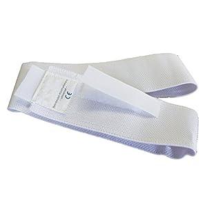 Fixationsbänder für Bein-Urinbeutel 1 Stück Fixierungen mit Klett für Beinbeutel Kletthalteband