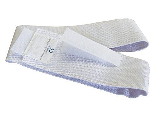 Fixationsbänder für Bein-Urinbeutel 1 Stück Fixierungen mit Klett für Beinbeutel Kletthalteband -