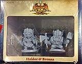 Edge Entertainment-haldor et Brenna: Arcadia Quest (edgaq14)