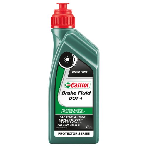 Price comparison product image Castrol 15036B 591 Brake Fluid Dot 4,  1 Liter