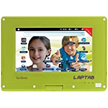 "Lexibook - MFC140EN - Tactile and Rotary Screen EN Version Lap tab 5"" ANDROID GAME TABLET"