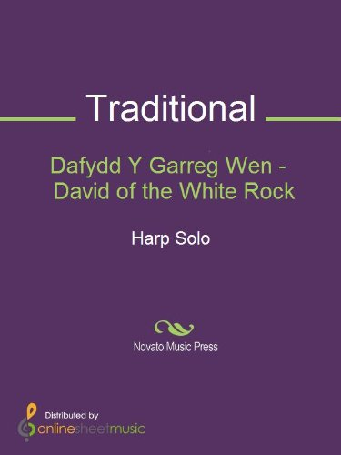 dafydd y garreg wen david of the white rock harp