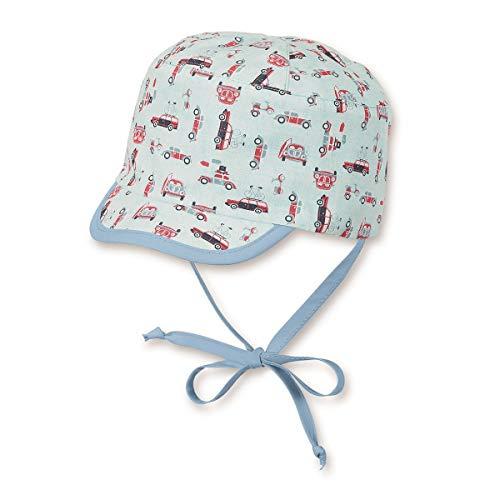 Hut, Mütze, Mint (Sterntaler Baby Jungen Wende-Schirmmütze, Hut mit Autos in Mint, Hüte & Mützen:43)