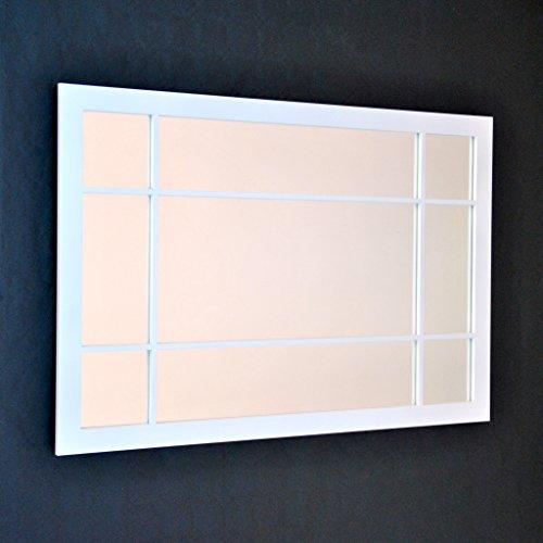 d81155962230d8 Miroir rectangulaire noir