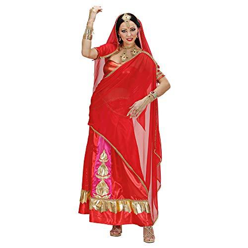 Kostüm Ideen Für Bollywood - Widmann 73843 Erwachsenenkostüm Bollywood Tänzerin, 44