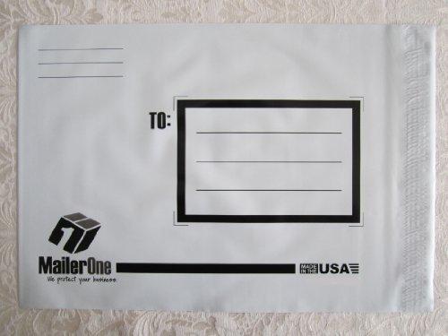 mailerone Briefumschläge Poly Versandtaschen 10x 13selbst Seal Versand Staubbeutel–100Fall Zählen Made in USA (10x12 Mailer Poly)