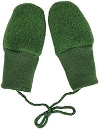 Engel Natur Baby-Fäustel | Baby-Handschuhe aus 100% Bio-Merino-Schurwolle