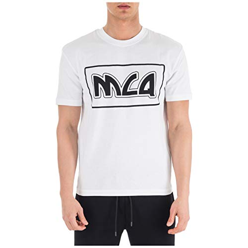 MCQ Alexander McQueen Herren T-Shirt White S