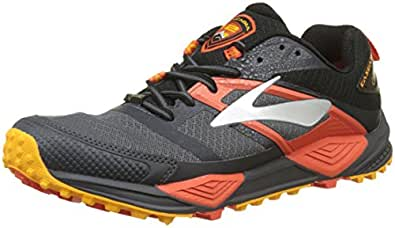 Brooks Men's Cascadia 12 GTX Trail Running Shoes: Amazon