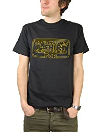 """Balcony Shirts 'This Is Not The T-Shirt You're Looking For"""" Mens T Shirt"""