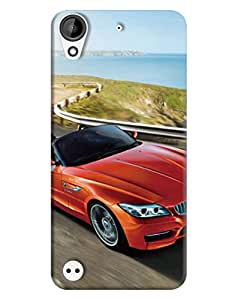 HTC Desire 630 Back Cover By FurnishFantasy