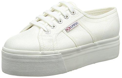 Superga 2790 Lamew, Basses Mixte Adulte Blanc (Blanc)