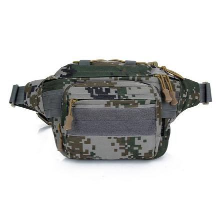 Zll/Herren Tactical Pocket Sport Outdoor Ride Trip Running Pack Handy Bag Multifunktions-Tasche 07