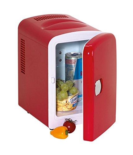 Kühlschrank Mini rot mit 12 Volt und 240 Volt Stecker Hot and Cool