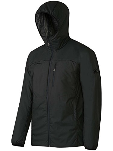Mammut Runbold Advanced IS Hooded Jacket Graphite