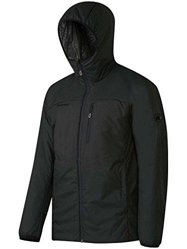 Mammut Runbold Advanced IN Hooded Jacket Men - Kapuzen Thermojacke graphit