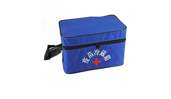 Homyl Blue Vaccine Box Refrigerated Box Vacuum Storage Box Bag Epidemic Freezer