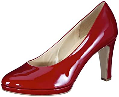 Gabor Shoes Gabor 71.270.95, Damen Pumps, Rot (cherry (Lfs natur)), EU 35.5 (UK 3) (US 5.5)