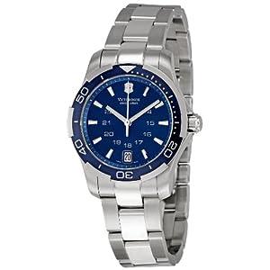 Victorinox 241307 – Reloj de Pulsera Mujer, Acero Inoxidable, Color