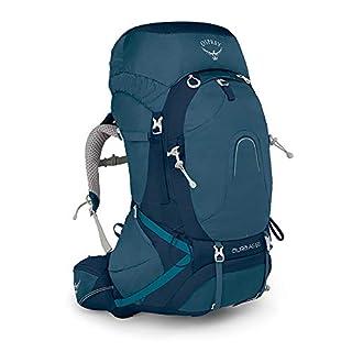 Osprey Aura AG Women's Backpacking Pack - Challenger Blue (WS)
