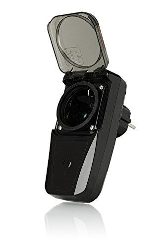 Smart Home Funk-Steckdosen-Dimmer (für den Außenbereich - 200 W) AGDR-200