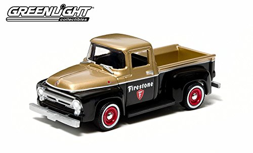 1956-ford-f-100-firestone-2014-motor-world-series-12-american-edition-164-scale-die-cast-vehicle-by-