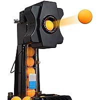 MYHXC Máquina de Ping Pong for la Formación Tabla automática Tenis Robot máquina del cabeceo Bola eléctrica de la máquina fácil de operar