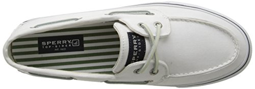Sperry Bahama 2eye, Chaussures voile homme Blanc