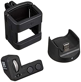 DJI Osmo Pocket Expansion Kit Includes 1 Wheel Controller, 1 Wireless Module, 1 Accessory Mount, 1 Samsung 32GB microSD Card 4 Accessories - Black (B07KY4M2V3) | Amazon price tracker / tracking, Amazon price history charts, Amazon price watches, Amazon price drop alerts