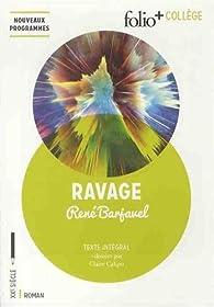 Ravage par René Barjavel