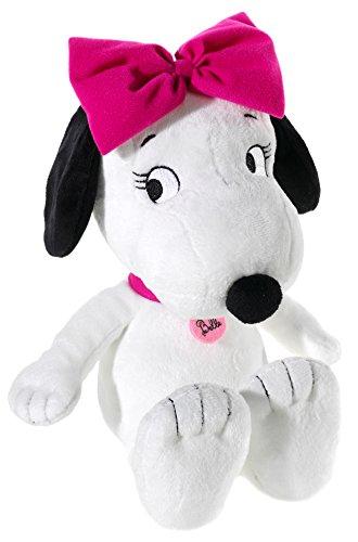 (Peanuts 587977 - Plüschtier - Belle - Snoopys Schwester, 30 cm)