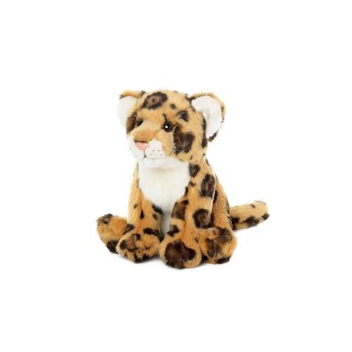 ar (19cm) lebensecht Kuscheltier Stofftier (Jaguar Kuscheltier)