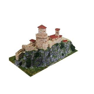 Aedes Ars 1015 Rocca Guaita-Prima Torre Model Construction Kits, Multi Colour