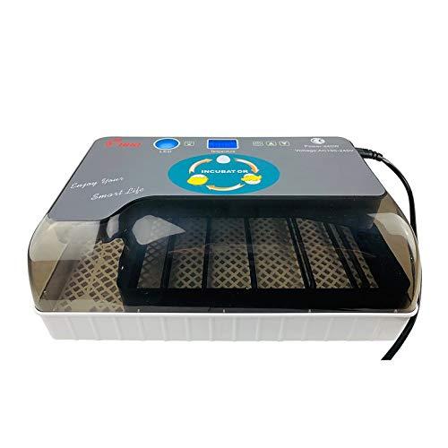 Preisvergleich Produktbild Functy 12 Eier Incubator Digitale Temperaturkontrolle Automatische Huhn Ente Hatcher