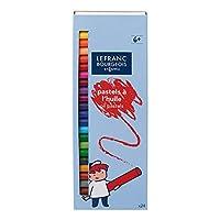Lefranc & Bourgeois Oil Pastel - Set Of 24