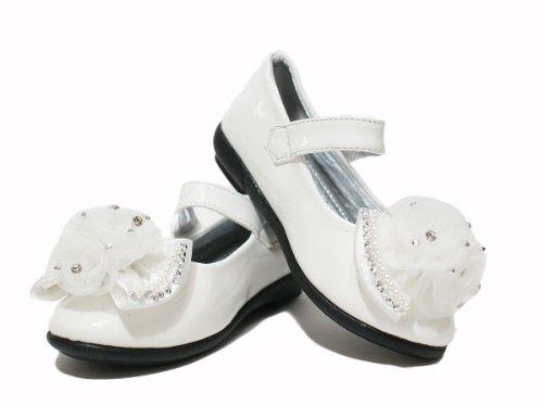 Les ballerines pour filles en blanches (2000-2) Blanc