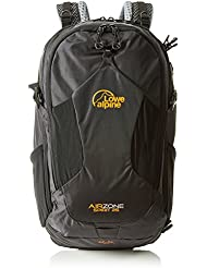 LOWE ALPINE AIRZONE SPIRIT 25 BACKPACK (BLACK/BLACK)