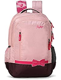 Pink School Bags  Buy Pink School Bags online at best prices in ... 1ab5ac1b96f74