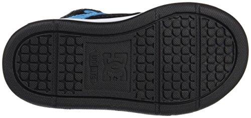DC Shoes Rebound Ul, Jungen Sneakers Bleu (Black/Blue/White)
