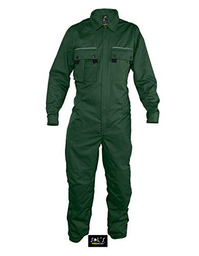 Preisvergleich Produktbild Workwear Overall Solstice Pro Bottle Green 4XL