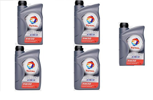 Total Quartz Ineo MC3 5 W-30 - Total Quartz Ineo MC3 5 W30 5LT L Motor Oil Auto Sintetico dexos2