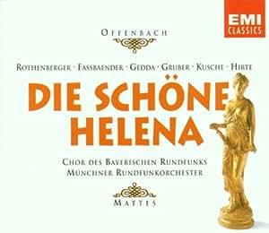 Offenbach: Die schöne Helena (Gesamtaufnahme) (deutsch