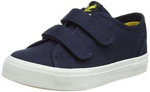 Makita Entfernungsmesser Junior : Lyle amp scott jungen teviot junior vecro straps sneaker blau