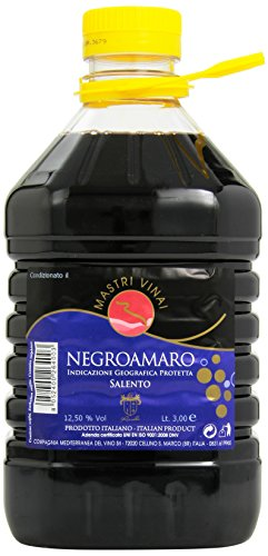 Mastri Vinai - Negroamaro, Vino Salento, 3