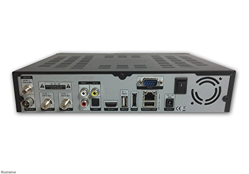 Edision OS MEGA Combo  2x DVB-S2   DVB-T2 S2 C
