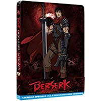 Berserk Trilogy Steelbook